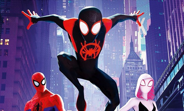 Doctor Strange Spider-Man: Into The Spider-Verse Spider-Man Tom Hardy Shameik Moore Miles Morales Oscar Chris Miller Phi Lord