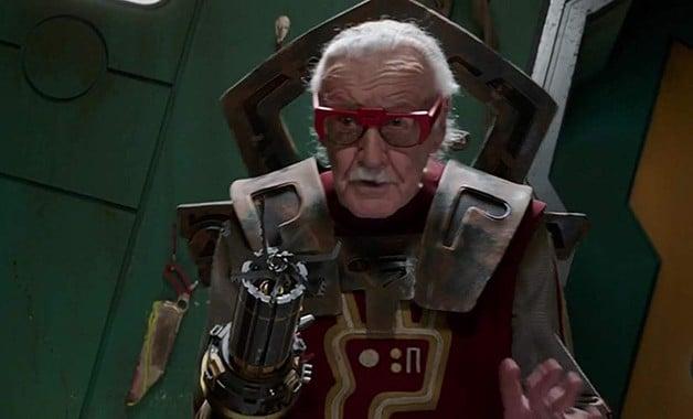 Stan Lee Louis D'Esposito Marvel Studios