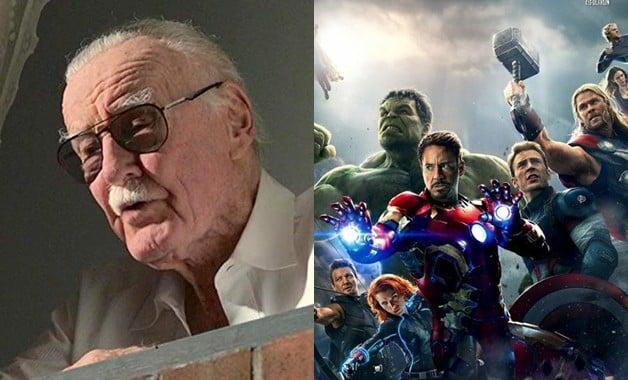 Stan Lee Marvel Studios Comics