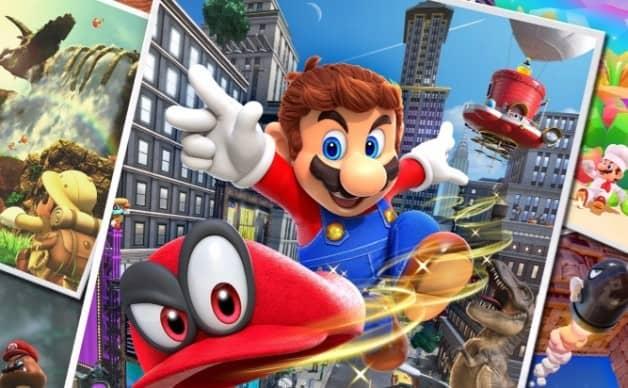 Super Mario Bros Illumination
