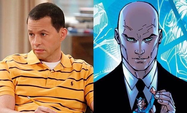 Supergirl Lex Luthor Superman Jon Cryer