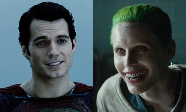 Superma Joker Suicide Squad David Ayer DC Comics