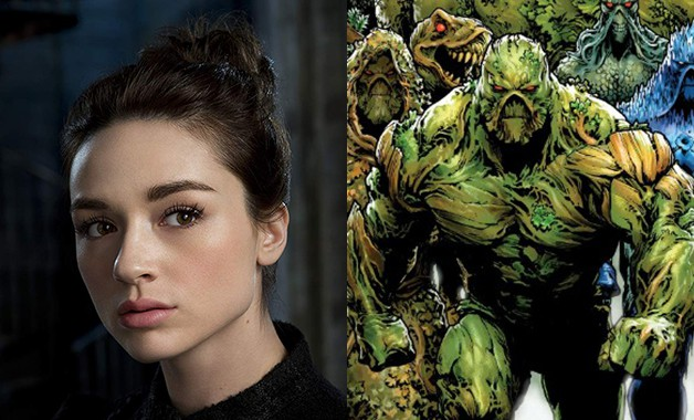 Swamp Thing Crystal Reed DC Universe Abby Arcane