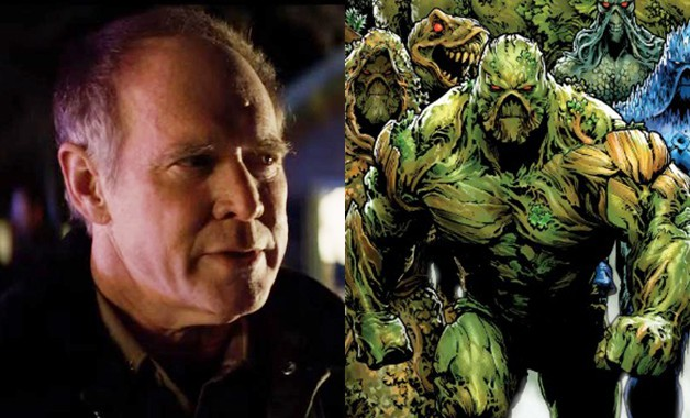 Swamp Thing DC Universe Halloween Will Patton