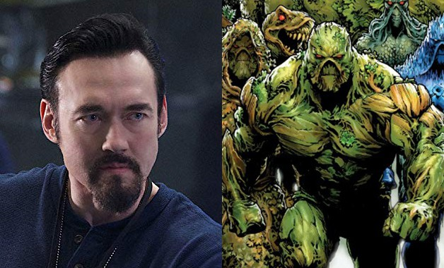 Swamp Thing DC Universe Kevin Durand