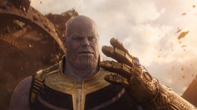Thanos Avengers Infinity War Fortnite Thanos Game Awards Endgame