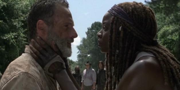 The Walking Dead AMC Danai Gurira Melissa McBride Norman Reedus