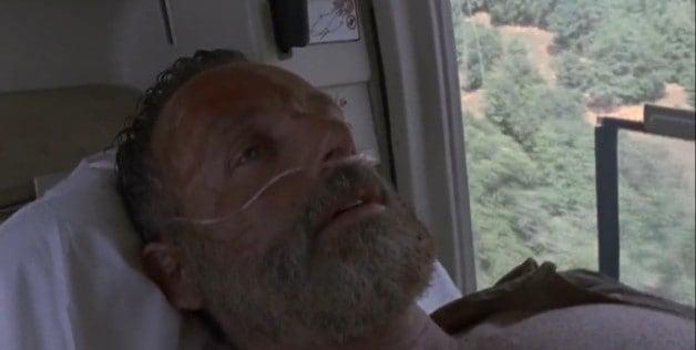 The Walking Dead AMC Rick Grimes Andrew Lincoln Angela Kang