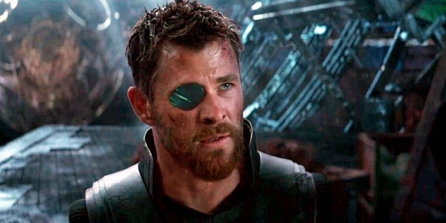 Thor Infinity War Chris Hemsworth Hulk Hogan WWE