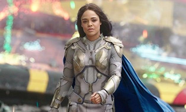 Thor Ragnarok Tessa Thompson Valkyrie Marvel Avengers
