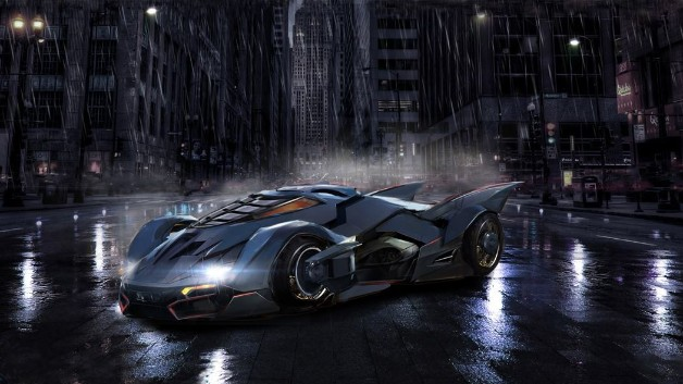 Warners Bros.确认回归Comic-Con 2020与DC Slate  -  Heroic Hollywood -Titans-Batmobile-03