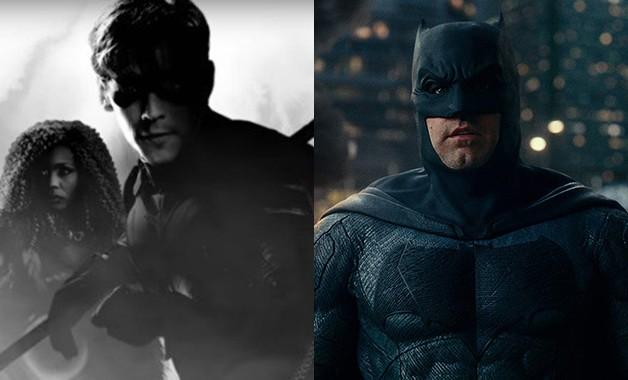 Titãs Batman Ben Affleck DC Universo Robin