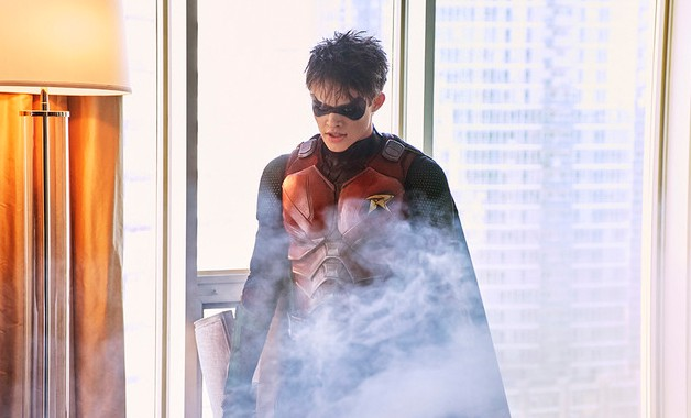 Image result for titans jason todd