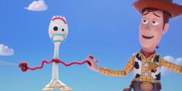 First Toy Story 4 Teaser Reunites The Gang And Introduces Forky