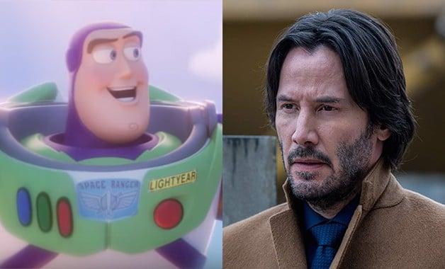 Toy Story 4 Tim Allen Keanu Reeves Pixar