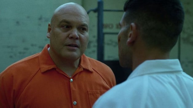Kingpin Vincent D'Onofrio Daredevil DC Lex Luthor The Punisher