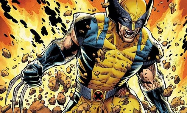 Wolverine Marvel Cinematic Universe Avengers Endgame