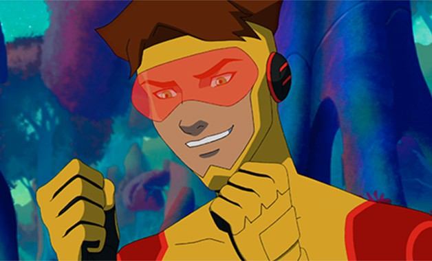 Justiça jovem Outsiders DC Universo