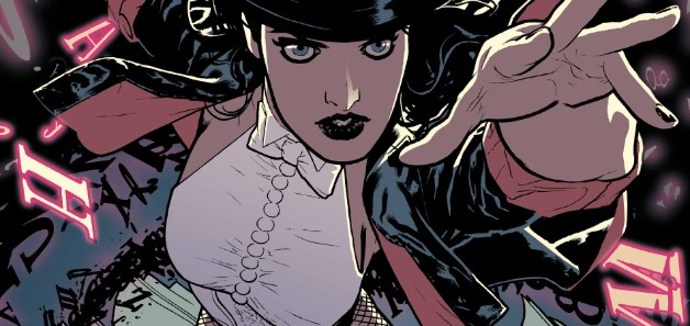 Zatanna DC Comics Female Superheroes