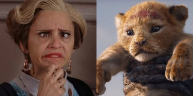 Amy Sedaris The Lion King