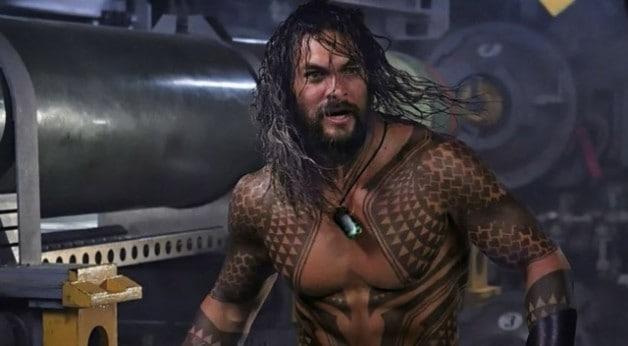 Aquaman Jason Momoa DC Flash Arrow