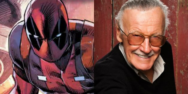 Deadpool Stan Lee Marvel quadrinhos Rob Liefeld