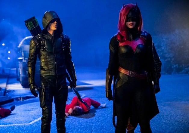 Arrowverse Batwoman Elseworlds