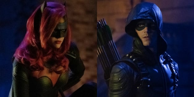These Unreal Arrowverse Crossover Photos Will Hold You Over Until 'Elseworlds' Begins