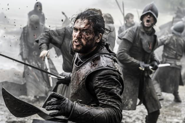 Kit Harington Isn't Sad About Leaving Game of Thrones
