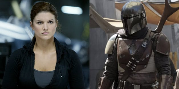 Star Wars Gina Carano The Mandalorian