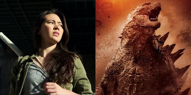 Jessica Henwick Godzilla vs. Kong