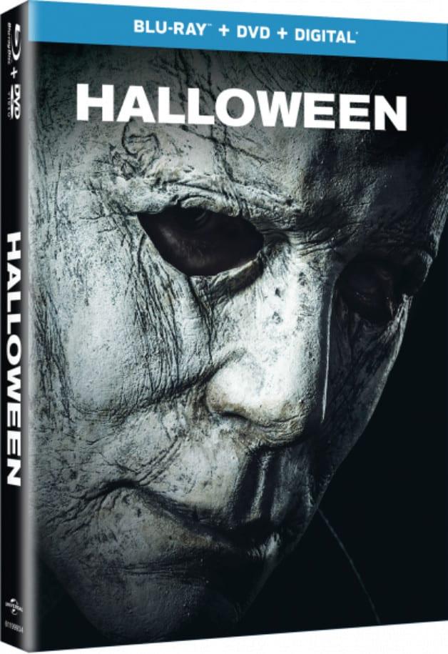 Halloween Blu Ray Cover