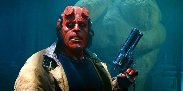 Ron Perlman Superhero Hellboy