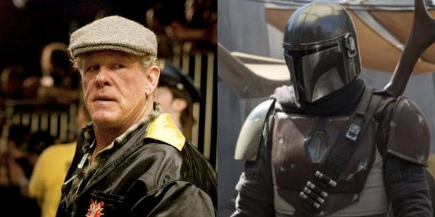 Nick Nolte Star Wars