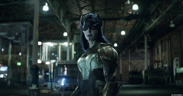 Proxima Midnight Avengers Thanos