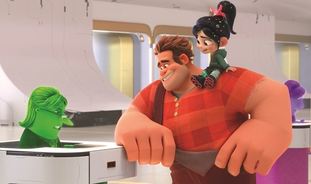 44dae79499ed Ralph Breaks The Internet Review  Sequel Brings Laughs   Wrecks Hearts