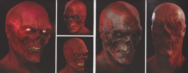Avengers Red Skull