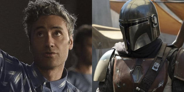Star Wars The Mandalorian Taika Waititi Boba Fett