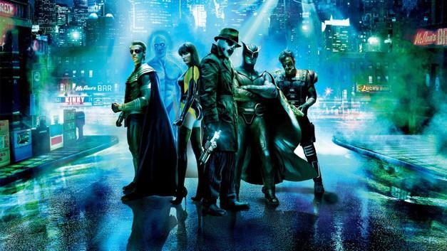 Watchmen Patrick Wilson DC