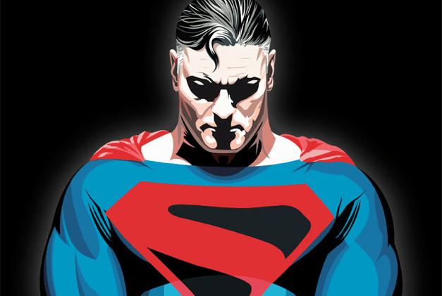 Jon Hamm Henry Cavill Christopher Reeve Kingdom Come Superman