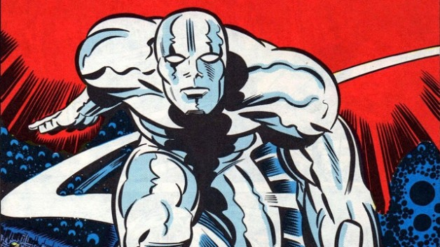 Marvel Adam McKay Silver Surfer