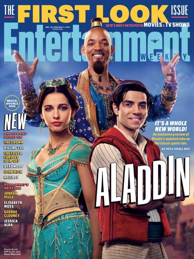 Aladdin-Genie-Disey