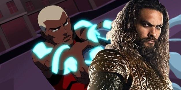 Aqualad Young Justice Aquaman Jason Momoa