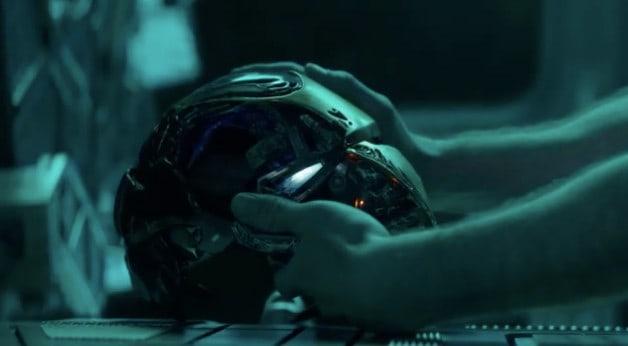 Avengers 4 Endgame Tony Stark Iron Man Marvel Studios