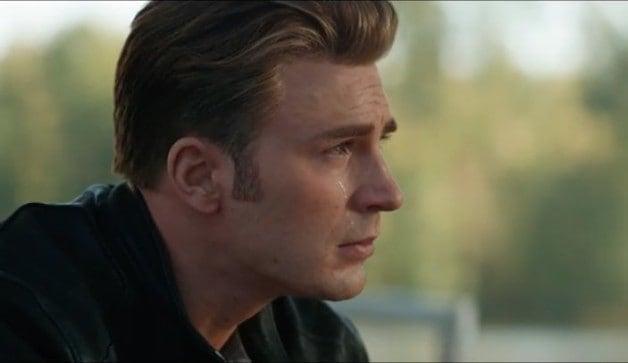 Avengers Endgame Chris Evans Captain America Marvel