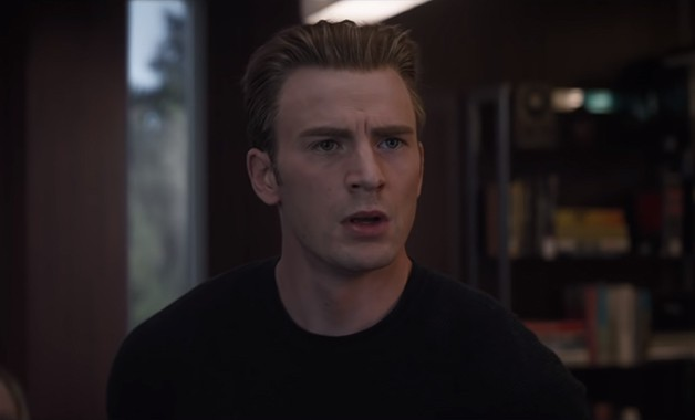 Avengers Endgame Marvel_Studios_Captain America Chris Evans