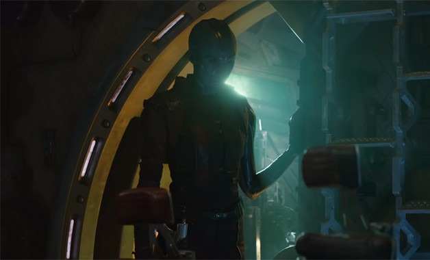 Avengers Endgame Nebula Marvel Studios