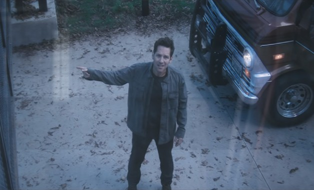 Avengers Endgame Scott Lang Ant-Man Paul Rudd Marvel Studios