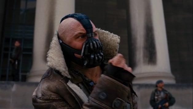 Bane Christopher Nolan a noite escura