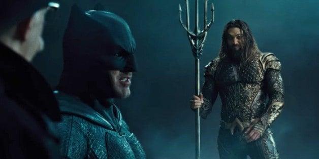 Batman Aquaman Superman